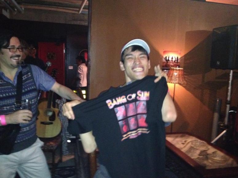 Congratulations, Yosuke! :)